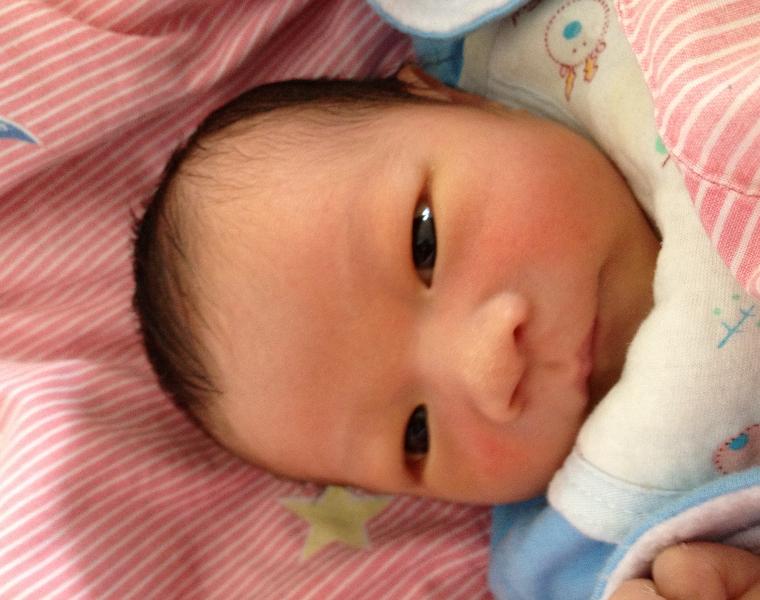 十月怀胎,我家的小元宝终于安全降临了!